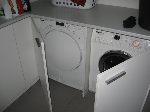 Kast Wasmachine Droger : Wasmachine droger kast ombouw maken werkspot
